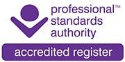 PSA accredited register