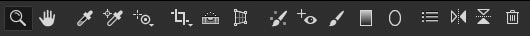 ACR menu bar - flip