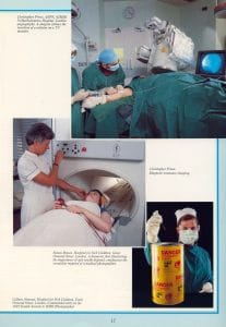 medical photography in the 1980s 'Professional' page 17